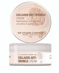 The Vitamin Company Collagen Anti-Wrinkle Cream