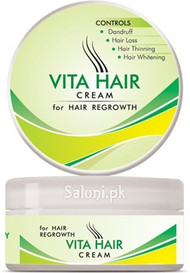 The Vitamin Company Vita Hair Cream for Hair Regrowth