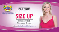 The Vitamin Company Size Up (Package)