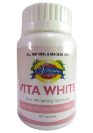 The Vitamin Company Vita White 30 Capsules