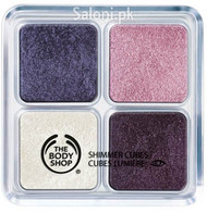 The Body Shop Shimmer Cubes Bunch of Violet