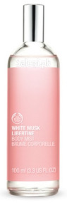 The Body Shop White Musk Libertine Body Mist