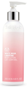 The Body Shop White Musk Libertine Body Lotion