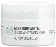 The Body Shop Moisture White Shiso Whitening Night Treatment