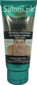 Emami Fair and Handsome Oil Control Purifying Face Wash (Front)