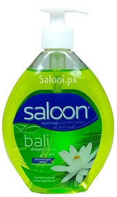 Saloon Bali Liquid Soap