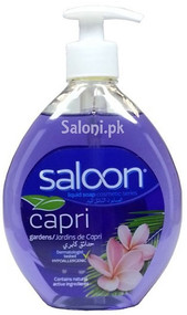 Saloon Capri Liquid Soap