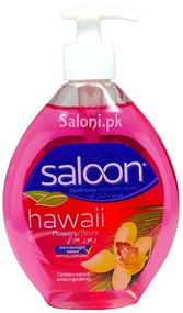 Saloon Flowers Liquid Soap