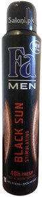 Fa Men Black Sun Deo & Body Spray Front