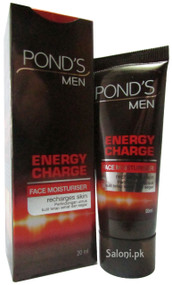 Pond's Men Energy Charge Face Moisturiser Front