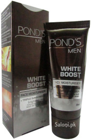 Pond's Men White Boost Face Moisturiser Front