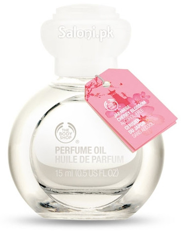 The Body Shop Japanese Cherry Blossom Perfume Oil