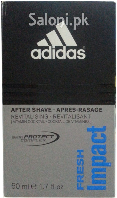 Adidas After Shave Revitalising Fresh Impact (Front)