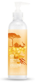 The Body Shop Madagascan Vanilla Flower Body Lotion