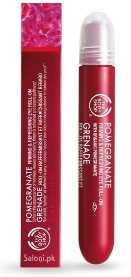 The Body Shop Pomegranate Refreshing Eye Roll-On
