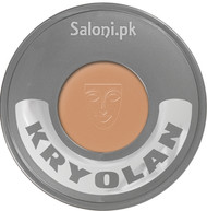 Kryolan Cake Makeup Foundation 1W Front