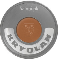 Kryolan Cake Makeup Foundation 6W Front