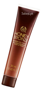 The Body Shop Honey Bronze Bronzing Gel For Face
