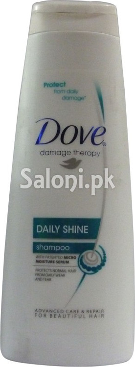 Dove Damage Therapy Daily Shine Shampoo (Front)