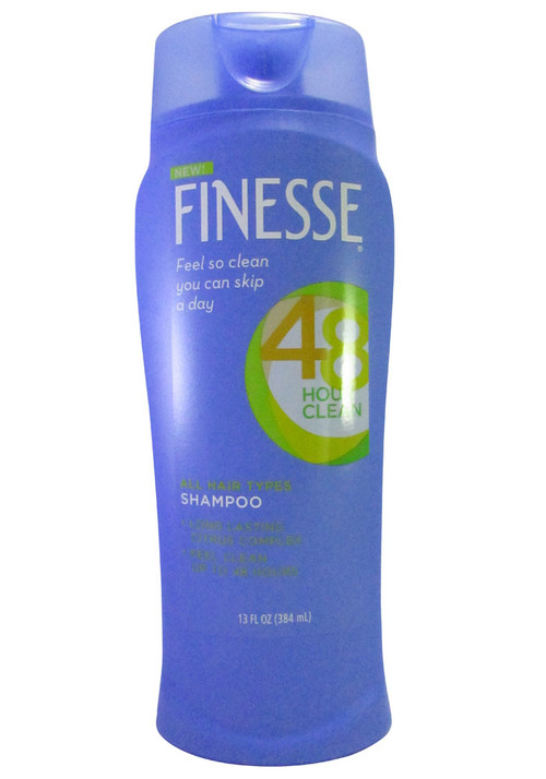 Finesse 48 Hour Clean Shampoo for All Hair Types