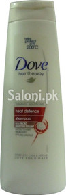 Dove Hair Therapy Heat Defence Shampoo (Front)