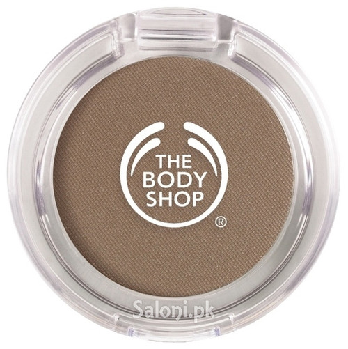 The Body Shop Colour Crush Eyeshadow 220 Chocolate Linger