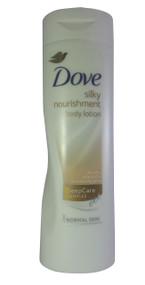 Dove Silky Nourishment Body Lotion 250 ML (Front)