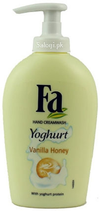 Fa Yogurt Vanilla Honey Liquid Soap