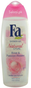 Fa Rose & Passion Flower Shower Gel Front