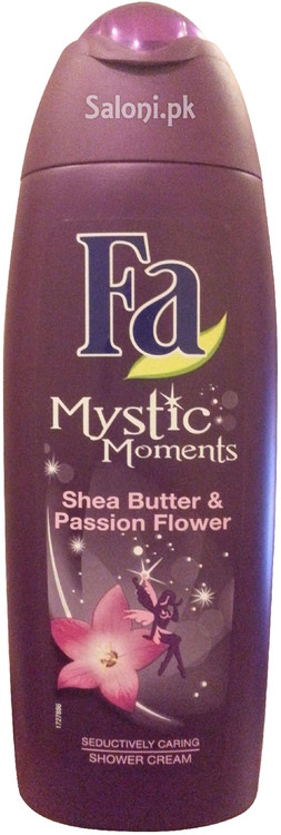 Fa Mystic Moments Shea Butter & Passion Flower Shower Cream