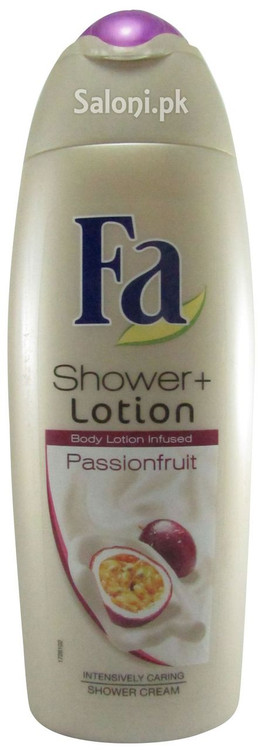 Fa Shower + Lotion Passion Fruit Shower Cream Front