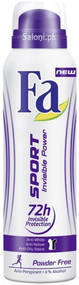 Fa Sport Invisible Power Anti-perspirant