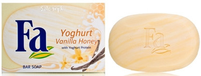 Fa Yoghurt Vanilla Honey Bar Soap
