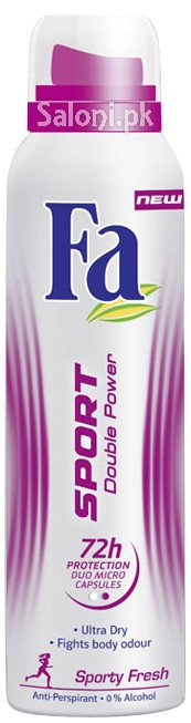 Fa Sport Double Power Sporty Fresh Anti-perspirant