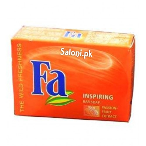 Fa Inspiring Bar Soap With Passionfruit Extract
