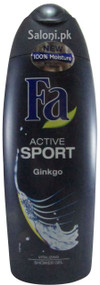 Fa Active Sport Shower Gel with Ginkgo Front