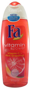 Fa Vitamin & Power Vitamin C + Pink Grapefruit Shower Gel Front