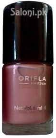 Oriflame Pure Colour Nail Polish Mini Mauve Mirage