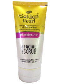 Golden Pearl Whitening Series Whitening Facial Scrub 150 ML