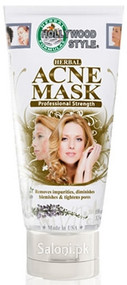 Hollywood Style Herbal Acne Mask