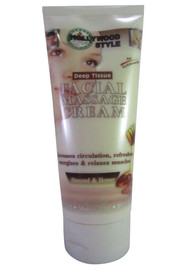 Hollywood Style Deep Tissue Facial Massage Cream