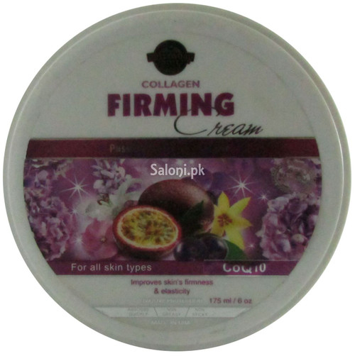 Hollywood Style Collagen Firming Cream Front
