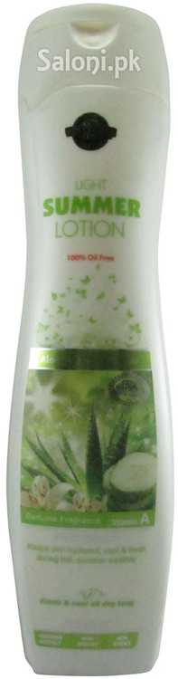 Hollywood Style Light Summer Lotion Front
