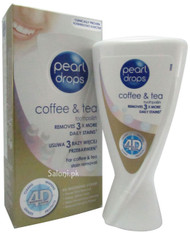 Pearl Drops Coffee & Tea Tooth Polish Front