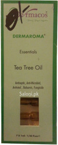 Dermacos Dermapure Tea Tree Oil Front