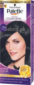 Schwarzkopf Palette Intensive Colour Cream Black 1-0