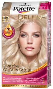 Schwarzkopf Palette Deluxe Intensive Oil Care Color Silver Blonde 10.1