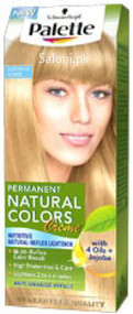 Schwarzkopf Palette Permanent Natural Colour Blonde Super Beige 10-4