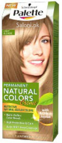Schwarzkopf Palette Permanent Natural Colour Light Blonde 8-0