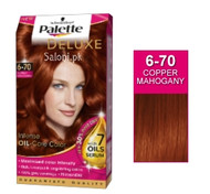Schwarzkopf Palette Deluxe Intensive Oil Care Color Copper Mahogany 6-70